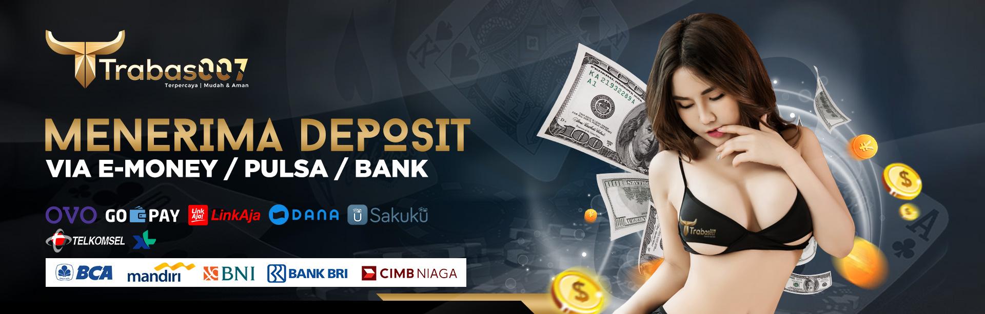 Trabas007 - Deposit Pulsa